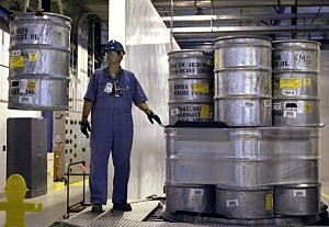 Work at C-tank farms resumed after radiation alert