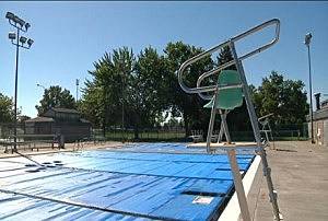 Kennewick city pool now closed