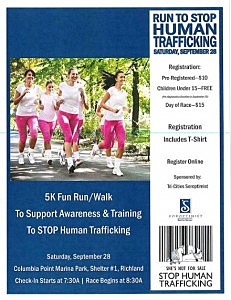 Run to Stop Trafficking