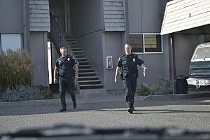 Man arrested by Kennewick police after violent assault