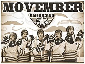 TC Americans Movember