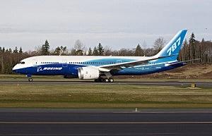 Boeing 747-8 Intercontinental Aircraft