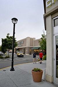 Burglar found hiding in JC Penney at mall
