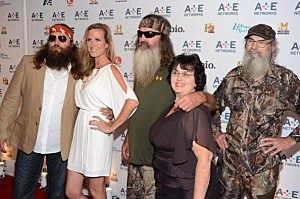 Duck Dynasty's Phil Robertson voices strong opinions