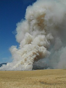 Stagnant Mid Columbia air creating issues for those with respiratory issues