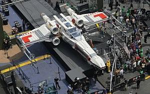 worlds largest lego model