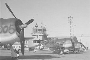 Pasco Naval Air Station WWII
