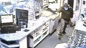 Suspect wore SpongeBob mask in Idaho robbery