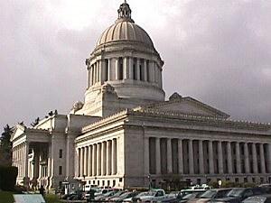 Washington state capitol