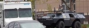 Tri Cities Regional SWAT Team vehicle