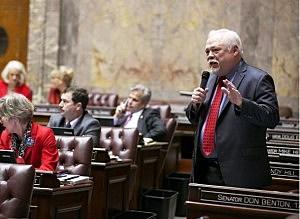 Senator Don Benton