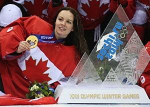 Shannon Szabados - Canadian Goaltender