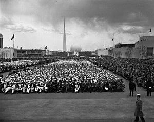 1939 World's Fair New York City - Opening Ceremonies