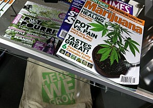 Pot store licenses will be chosen week of April 21-25