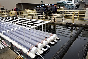 Seattle area waste water treatment plant offers to hold weddings
