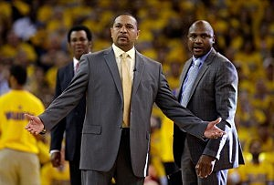 Warriors Coach Mark Jackson fired