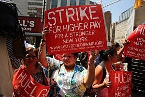 The entitlement strikers