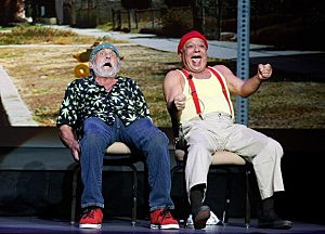 Cheech and Chong -geeked over legal pot in Washington