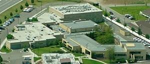 Benton County justice center