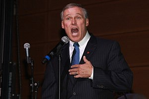 Gov. Inslee trying to push green agenda on Chinese?