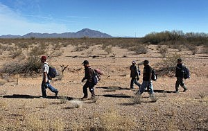 Churches assisting illegals crossing through border states