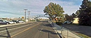 Pasco footbridge to come down