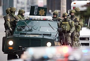 Why does The Department of Agriculture need a SWAT team?
