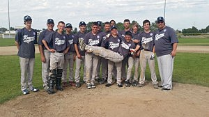 2014 Kennewick 15-year-old Babe Ruth Allstars