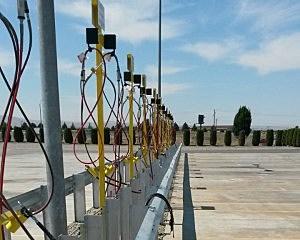 Basin Disposal natural gas filling station