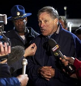 Inslee's Communications Director bullies journalists
