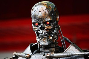 """Robot-technology expert says by 2029 """"they"""" will be smarter than we are..."""