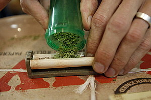 State to test pilot program for home pot delivery (Getty Images)
