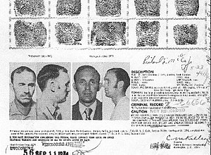 Richard McCoy FBI Wanted Poster (FBI)