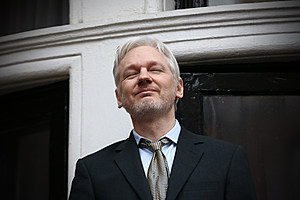 Wikileaks Founder Julian Assange (Getty Images)