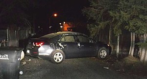 Car barrel rolled (Dave Allen-Pasco police)