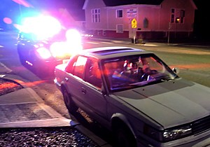 Theft suspect busted driving stolen car, right in front of cop (Pasco PD)