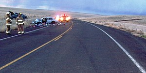 Fatal crash car to be on display in Hermiston (Oregon State Patrol)