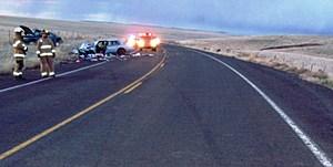 Fatal crash car to be on display in Hermiston (Oregon State Patrol)