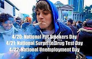Happy 420 Day (Newstalk file image)