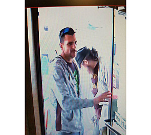 Smoke shop theft suspect (Kennewick Police)