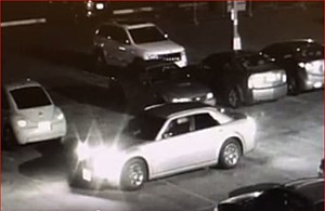 Jokers shooting suspect vehicle (Richland police)