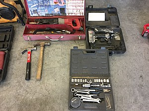 Some of stolen property (Richland police)