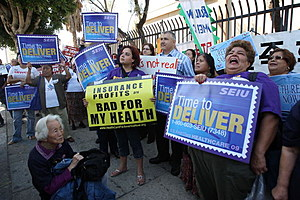SEIU state council subject of serious complaint  (Getty Images)