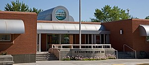 Kennewick city hall (Kennewick city website)