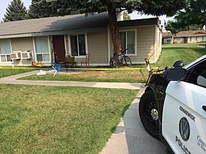 Scene of stabbing, husband arrested (Kennewick police)