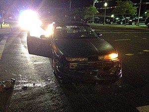 Failure to yield crash (Kennewick police)