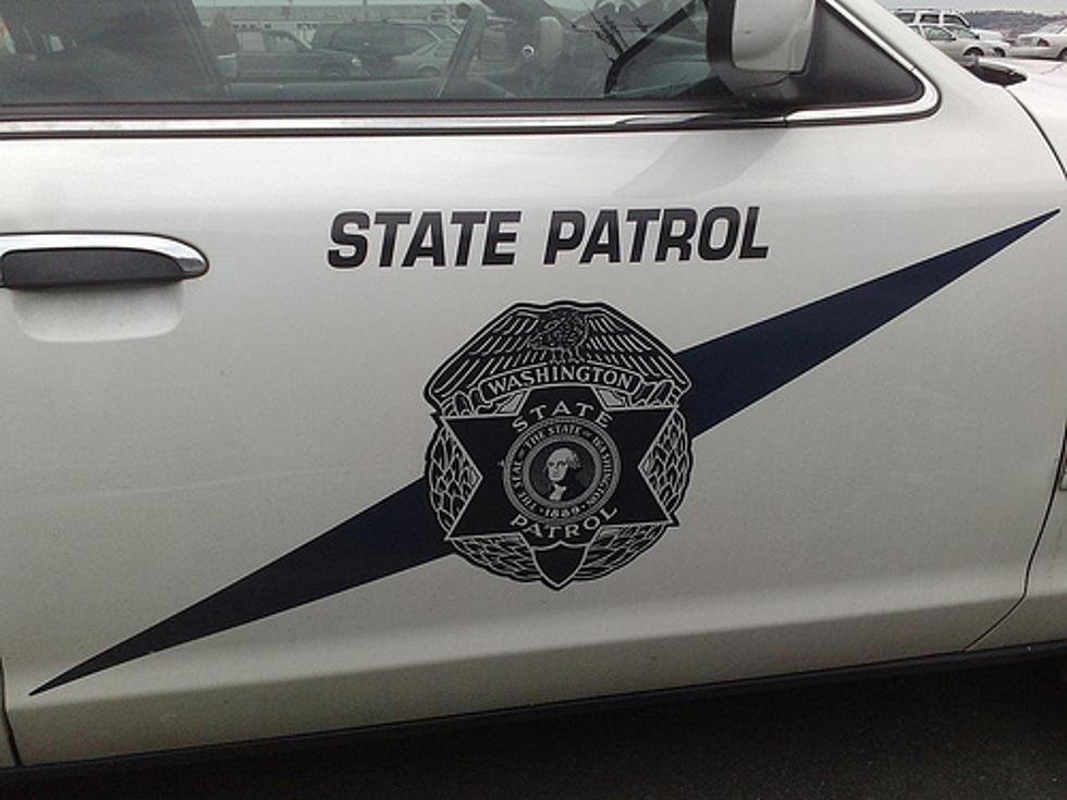 Drunk driver rear ends destroys state patrol car near yakima