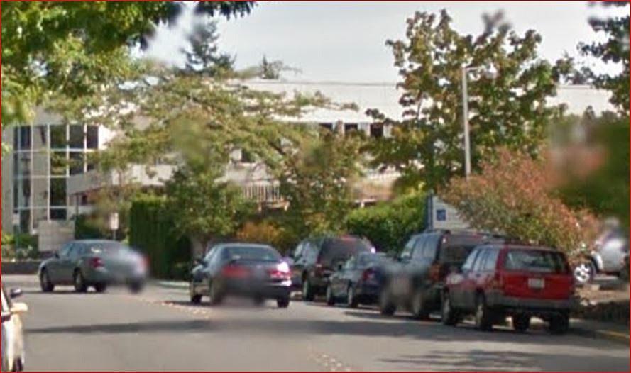 PeaceHealth Medical Center, Bellingham (Google Street View)