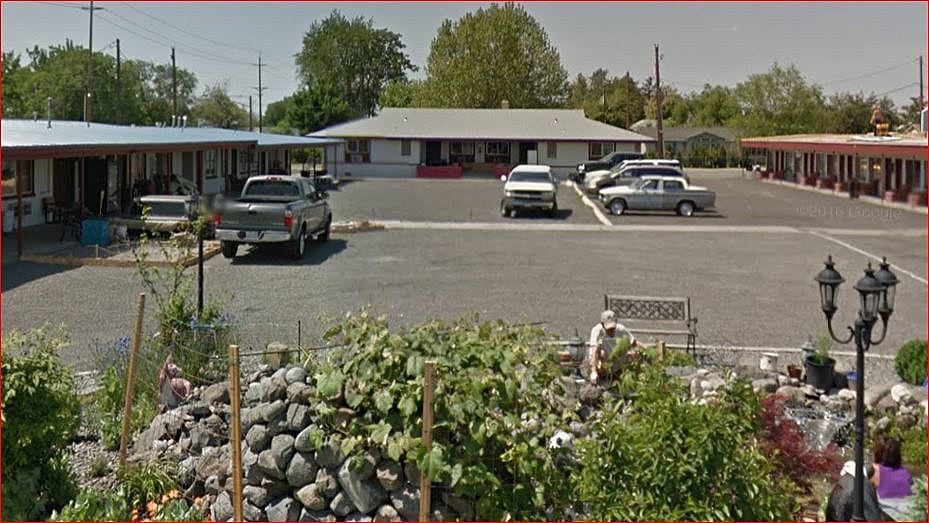 Scene of what's being called a drive-by shooting in Pasco (Google Street View)